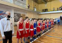Первенство Кемеровской области-Кузбасса по боксу среди юношей (13-14 лет)