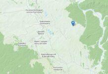Землетрясение, Беловский район, 4 марта 2021 г