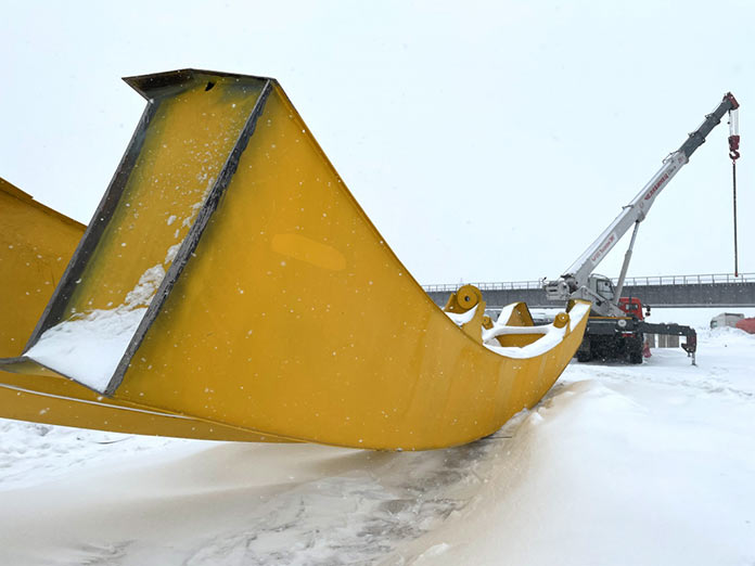 СГК перекроет автомагистраль Кемерово-Новокузнецк в районе Белово для возведения арочного перехода тепломагистрали
