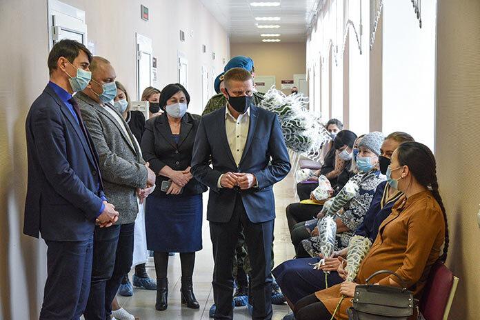 диагностический центр в Белово