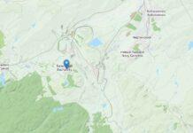 Землетрясение в Бачатском, 12 марта2021 г
