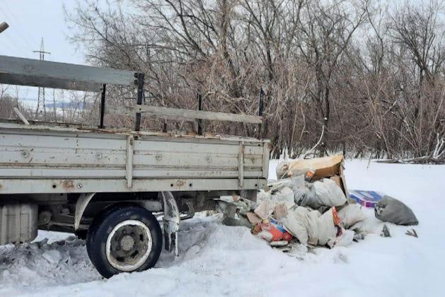 Беловчанина оштрафовали за незаконную свалку мусора