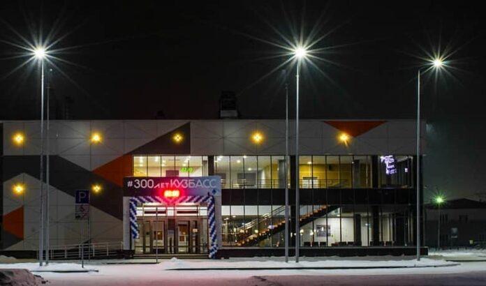 Автовокзал в Белово