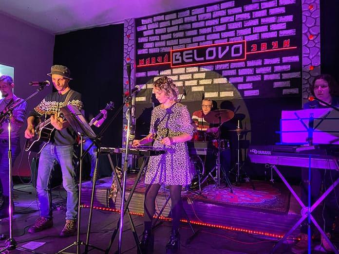 Рок-фестиваль «Живой звук 2021», Белово
