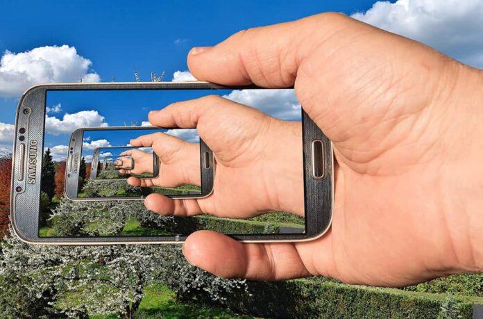 Мобильник, фото, съемка