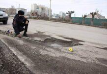 Дорожный надзор ГИБДД в Белово
