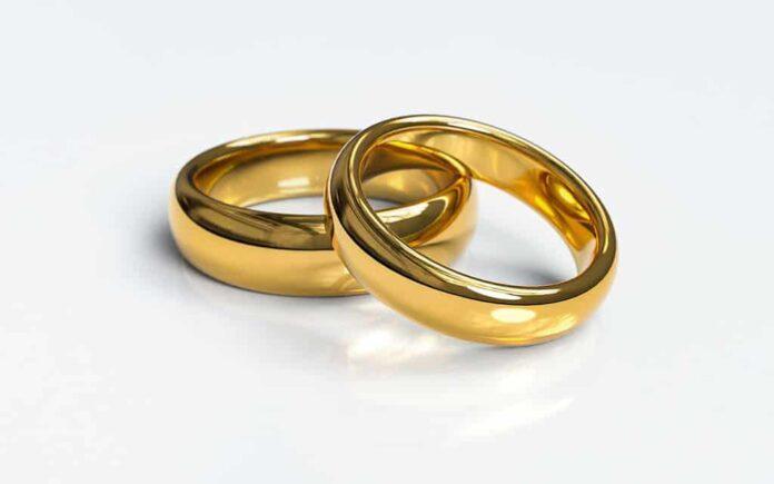 Брак, свадьба, кольца
