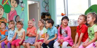 Детский сад, детсад, дети