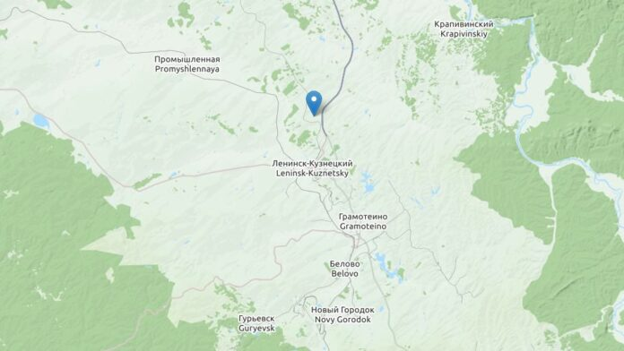 Землетрясение Ленинск-Кузнецкий, 2 июня 2021 г