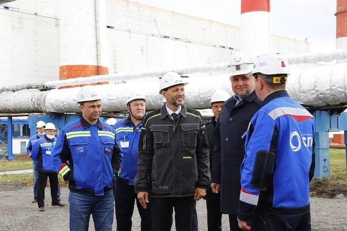 В Белове запустили новую тепломагистраль от Беловской ГРЭС