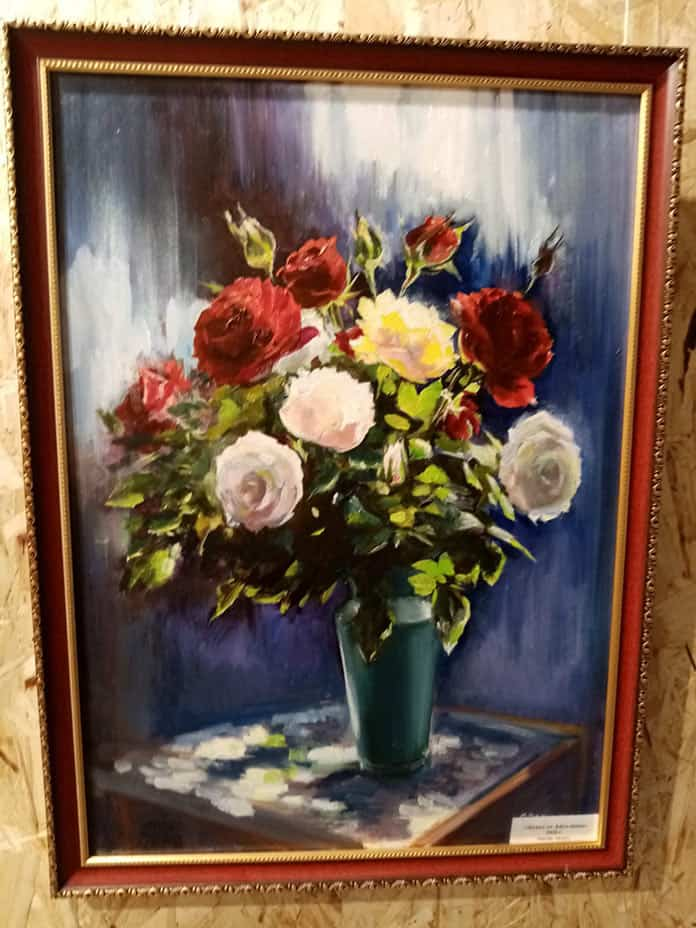 Персональная выставка Ольги Парухиной «Разноцветье» 1 октября - 20 ноября 2021, Вернисаж, Белово